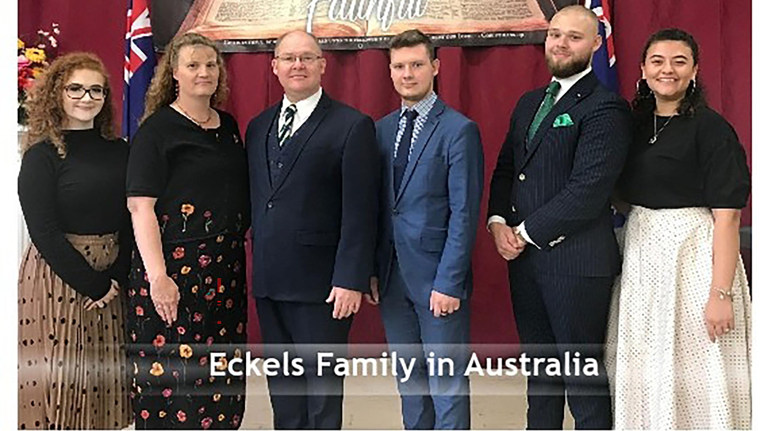 ECKELS FAMILY